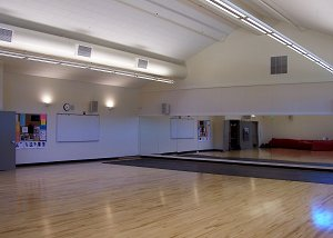 Carmel High School Dance Studio