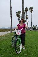 Bike riding in Santa Barbara