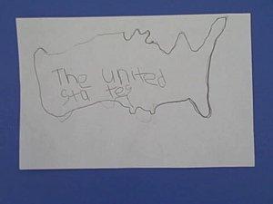 2nd Grade River - Jauregui, Beth / A is for America... | 300 x 225 jpeg 8kB