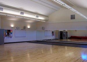 Carmel High School Dance Studio