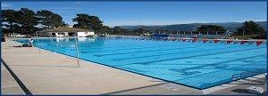 Carmel High School Pool