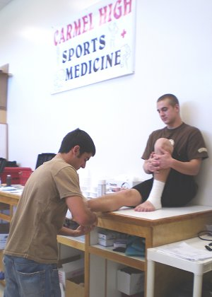 Carmel High School Gymnasium Sports Classroom