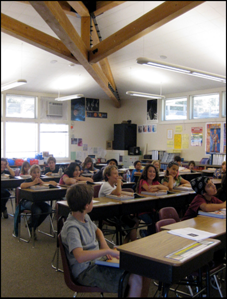 Tularcitos New Classroom Wing